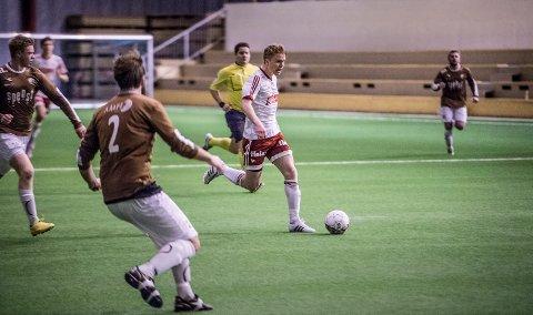 KAN TA FERIE: Håvard Åsheim er blant spillerne som nå kan ta seg en skikkelig juleferie.