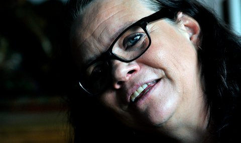 Camilla Eidsvold vil ha en kommune fri for plastkopper og -poser som ikke nedbrytes. – Det er ikke noe feil i det, men ville det ikke vært bedre å etterlyse bedre saksbehandling, spør Steinar Kleiven.