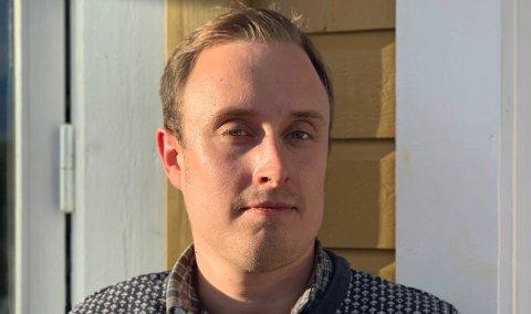 Sluttet: Joni Jestilä (30) sluttet i inkassobransjen etter ni år. Han hadde ikke lenger samvittighet til å kreve inn store summer for småpenger.