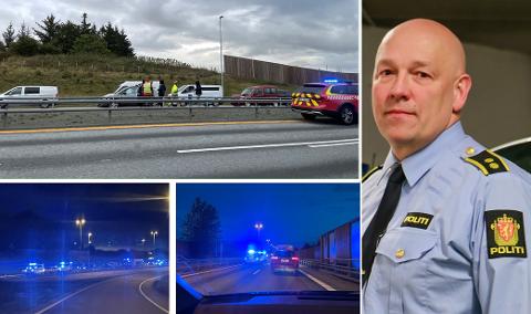 I løpet av den siste uka har det skjedd tre ulykker på E39 ved Stangeland. Nå ber trafikkoordinator Georg Grødem bilister om å være mer oppmerksomme.