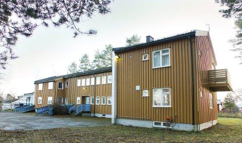 HISTORIE: Søsterhjemmet på Skarnes kan bli revet.