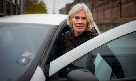 NEDGANG: Elisabeth Fjellvang Kristoffersen i organisasjonen MA - Rusfri Trafikk gleder seg over seks prosents nedgang i antall anmeldelser av fyllekjørere i Innlandet i første kvartal, men viser fortsatt til høye tall.
