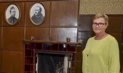 NY REKTOR: Kari Marie Engnæs blir ny rektor på Bergerbakken skole. Arkivbilde,