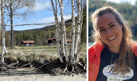 PRODUSENT: Tina Sletten er produsent for «Farmen». Nå avslører hun hvilken gård Farmen skal spilles inn på.