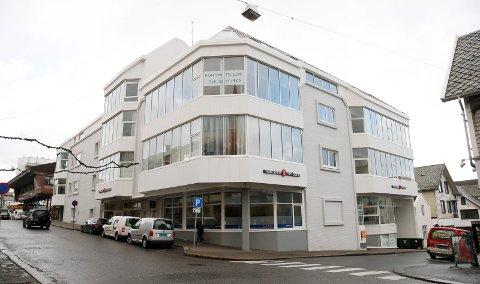 SETTER OPP: SpareBank1 SR-bank setter opp boliglånsrenten sin.
