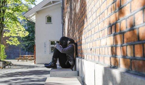 Verdensdagen for psykisk helse:  Ikke undervurder hvor viktig denne dagen er for dem som sliter psykisk, pårørende og for dem som fortsatt er uvitende om livets skyggeside, skriver Matilde Ilstad.  Illustrasjonsfoto: NTB Scanpix