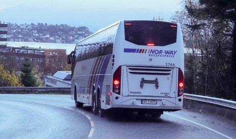 Kystbussen øker frekvensen.