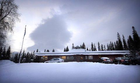 Sijti Jarnge, samisk kultursenter i Hattfjelldal