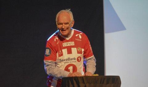 STOR GEVINST: Trond Mohn tjente 82 millioner på én dag. Foto: Erlend Hykkerud