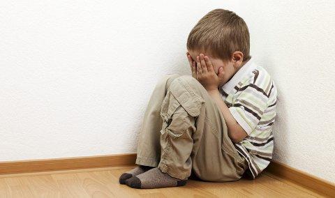 INNOM: Fra januar til juni i år var det 27 barn innom senteret. Det er like mange som det var totalt i fjor. illustrasjonsfoto: Shutterstock