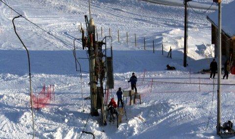 NY TALLERKENHEIS: Hammerfest Alpinklubb gjør en formidabel innsats, sommer som vinter, for å gi barn, ungdom og voksne et tilbud.