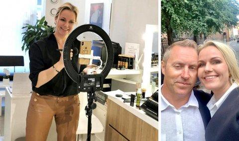 GOD BUSINESS: – Vi har gode planer for fremtiden. Jeg skal ikke utelukke at vi åpner flere steder, men tida vil vise, sier Kjersti Mikkelborg, som driver SpaSpa sammen med sin mann Rolf Jensen.