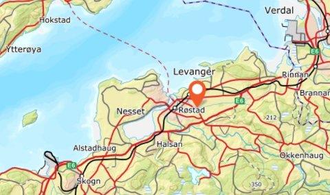 ULVE: Bjørn Tore Jørgensen, Levanger, har stiftet selskapet Veso Invest AS.