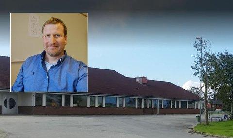 NY JOBB: Rektor ved Varhaug ungdomsskule, Rune Roaldsen, blir ny skolesjef i Hå.