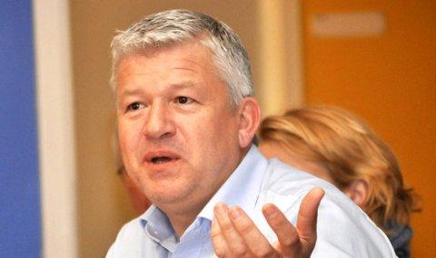 Ordfører Jone Blikra, Arbeiderpartiet.