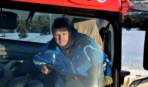 Kjetil Gjellerud, Blefjell Blefjellheisen. Drone Ski Flesberg