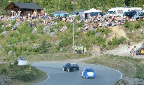 UTSATT IGJEN: Først i 2022 skal NMK Nore og Uvdal arrangere landsfinalen i bilcross for seniorer i Smådøl, FOTO: OLE JOHN HOSTVEDT
