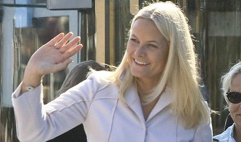 Ut på båttur: Blant annet skal kronprinsesse Mette-Marit ut på tur med fembøringen til Lofoten folkehøgskole før hun står for åpningen av årskonferansen til WWF som for første gang er lagt til Norge.Foto; Arkiv
