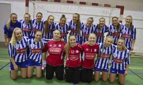 Laget: Svolværs J16-lag spiller også i år i Bring-serien. Arkivfoto: Øystein Ingebrigtsen