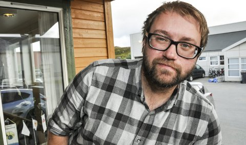 Ørjan Arntzen (SV) på Vestvågøy.