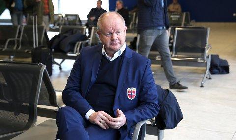 SPARKET: Per Mathias Høgmo er ferdig som landslagssjef. Foto: Vidar Ruud / NTB scanpix