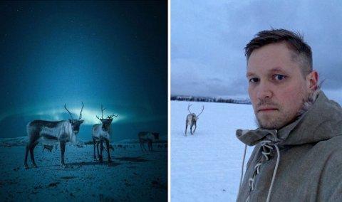 INSTAGRAM-HIT: Tromsøværingen Even Tryggstrand tok bildet som hittil har fått 1,2 million likerklikk.