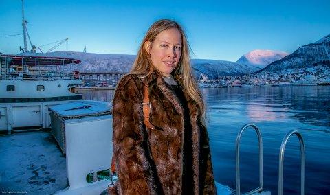"""MÅLSETTER: Birte Hansen Nordgård satte seg """"veldig hårete"""" mål for 2020. Gjennom koronaåret samlet hun kilometer i vann og på land, og høydemeter på fjell og i vegg - i tillegg til en rekke andre aktiviteter. I romjula kunne hun juble for """"oppdrag utført""""."""