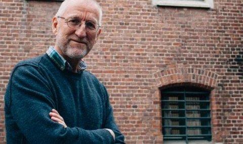 FOREDRAGSHOLDER: Fengselsprest Kjell Arnold Nyhus fra Gjøvik.Foto: Håvard Krogedal/Vårt Land