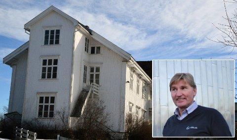 INVESTERER: Morten Hagen fra Gjøvik skal være den som fikk tilslaget da Østre Toten kommune solgte sitt gamle sykehjem.