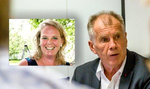 AKTUELL DEBATT: Hilde Larsen Damsgaard savner mye med rådmann Jan Arvid Kristengårds redegjørelse.