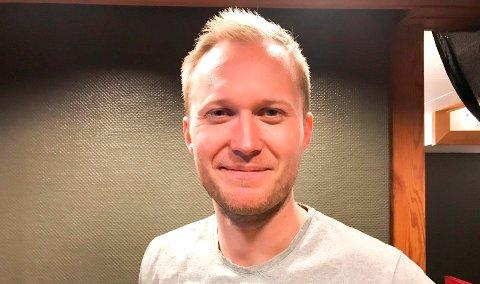 FRIST 1. NOVEMBER: Frivillighetskoordinator Karl-Fredrik Velle minner om fristen.