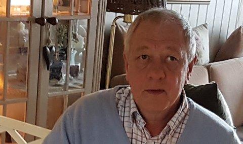 Falt TIL ANONYMITET: Morten L. Kværnstrøm mener at Ringerike Ap har falt fra å spille en stor rolle i kommunens offentlige debatt til å bli helt anonyme.
