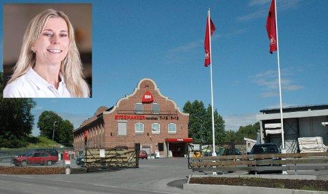 Byggmakker i Hønefoss til salgs