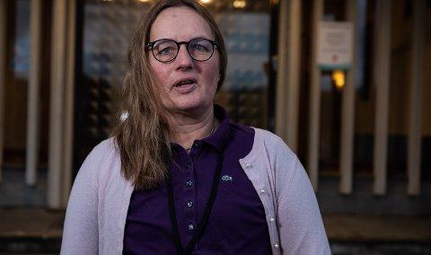 NY SMITTE: Kommuneoverlege i Ringerike, Karin Møller, opplyser om et nytt smittetilfelle i Ringerike.