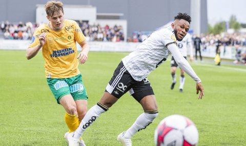 Prioritering: Lars Ranger skal etter planen tilbake til LSK i januar. 20-åringen er sulten på mer spilletid. Foto: NTB scanpix