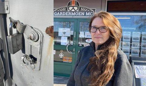 Allerede ett døgn etter innbruddet fikk Liss Eliseussen Stedjan beskjed om at politiet hadde funnet deler av tyvgodset.