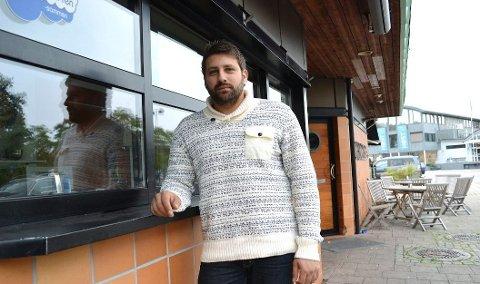 Steven Bassili er den nye kjøkkensjefen på Brygga 11.