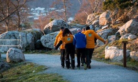 UTRYKNING: Grasrotandelen er svært viktig for Norsk Folkehjelp, og ikke minst viser det at folk anerkjenner jobben de gjør.