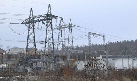 HØYE PRISER: Langvarig kulde har gitt høye strømpriser.