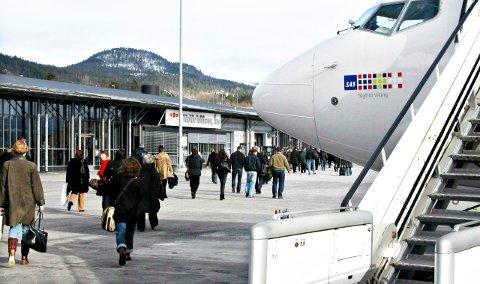 Det er ansatt ny sjef ved Molde lufthavn Årø i konstituert stilling.