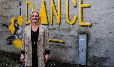 KOM UT I PLUSS: En solid økonomisk kompensasjon berget Extend Dance of Art, her ved leder Camilla Samuelsen Matre, gjennom korona-året 2020.