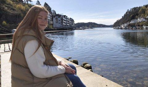 Mot lysere tider: Mye har måtte vike det siste året, men nå er Johanna forsiktig optimist. Og hun gleder seg til alt som skal komme. Foto: Siri Fossing