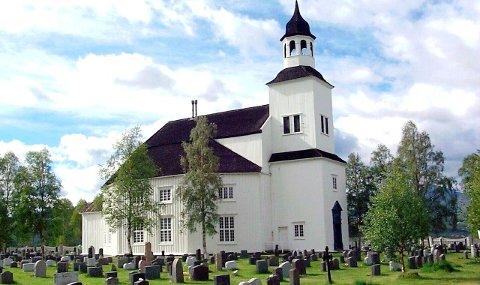 Tynset kirke.