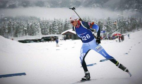 AMBISIØS OG TALENTFULL: Ånon Flåta, som er elev ved NTG Geilo å ta det neste steget; inn på den internasjonale scenen under junior-VM i Osrblie i Slovakia.