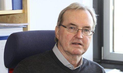 Rådmann i Austrheim kommune, Jan Olav Osen, gler seg til det nye tilværet som pensjonist.