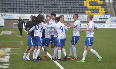 Junkeren jakter sin første seier når Molde står på motsatt banehalvdel mandag.