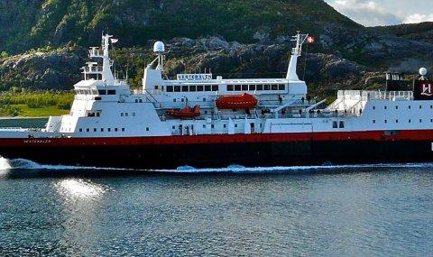 MS «Vesterålen» er et hurtigruteskip eid av Hurtigruten AS som ble overlevert Vesteraalens Dampskibsselskab i februar 1983.