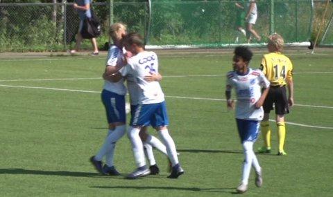 Junkeren G15 skal spille finale i Norway Cup.