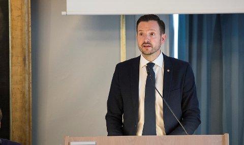 Byrådet legger frem budsjettet for 2017 Dag Inge Ulstein
