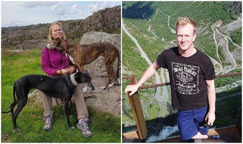 PÅ TV: Merete Steffensen og Kenneth Nygård har denne sommeren jaktet på kjærligheten. Nå sendes programmet på TV2.